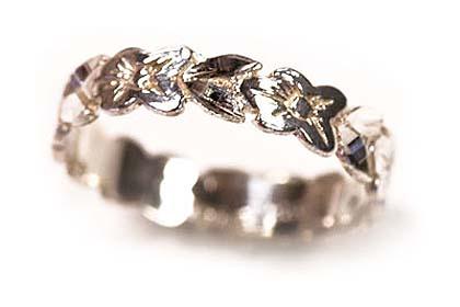 Silver JewelrySilver Aluminum Toe Ring Unique Toe RingBeach JewelryBody JewelryLydiaZ Toe Ring