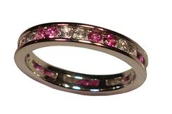 Sapphire Toe Rings